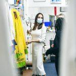 Angelina Jolie, într-o nouă ținută elegantă