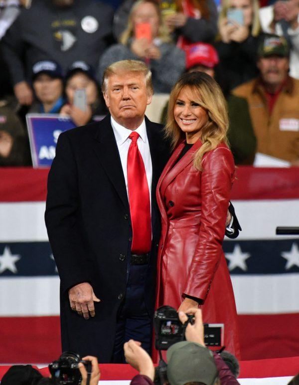 Melania Trump, ultimul mesaj în calitate de Primă Doamnă