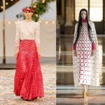 Paris Fashion Week SS21: Chanel, Valentino și Armani