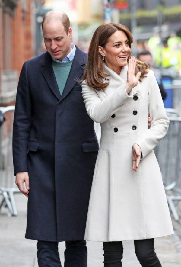 Prințul William și Kate Middleton se bucură de un nou membru al familiei