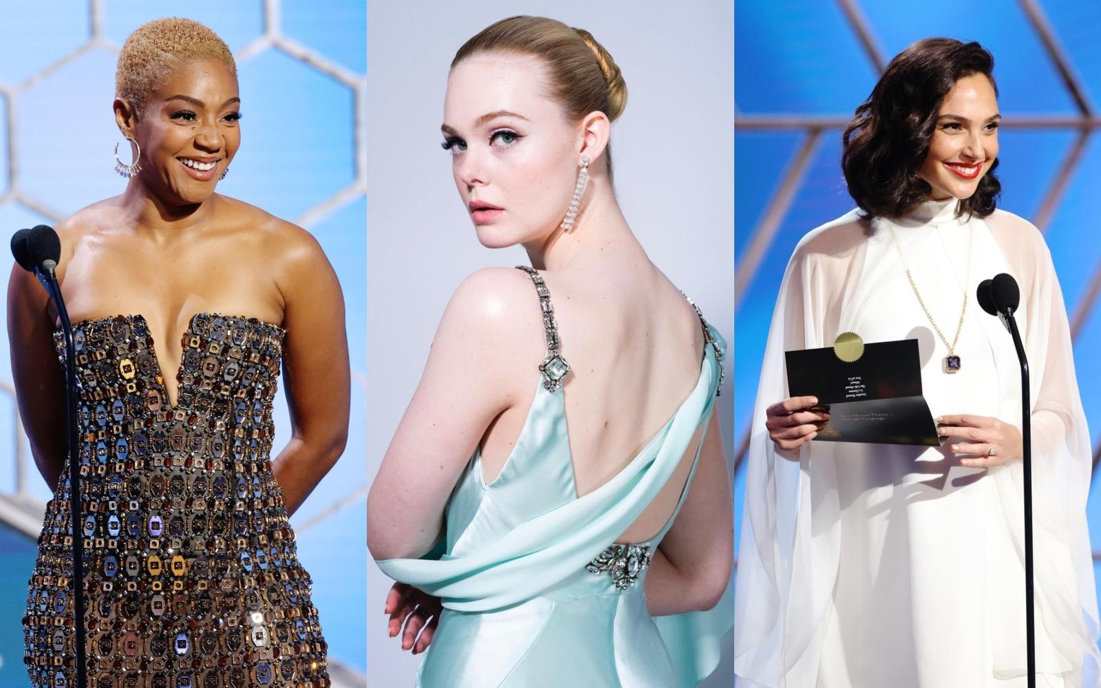 Cele mai inedite look-uri de beauty de la Globurile de Aur 2021