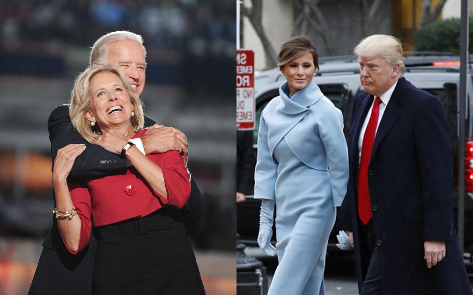 Schimbarea de la Casa Albă între Donald Trump și Joe Biden, văzută prin ochii angajaților. Ce gesturi au făcut cei doi
