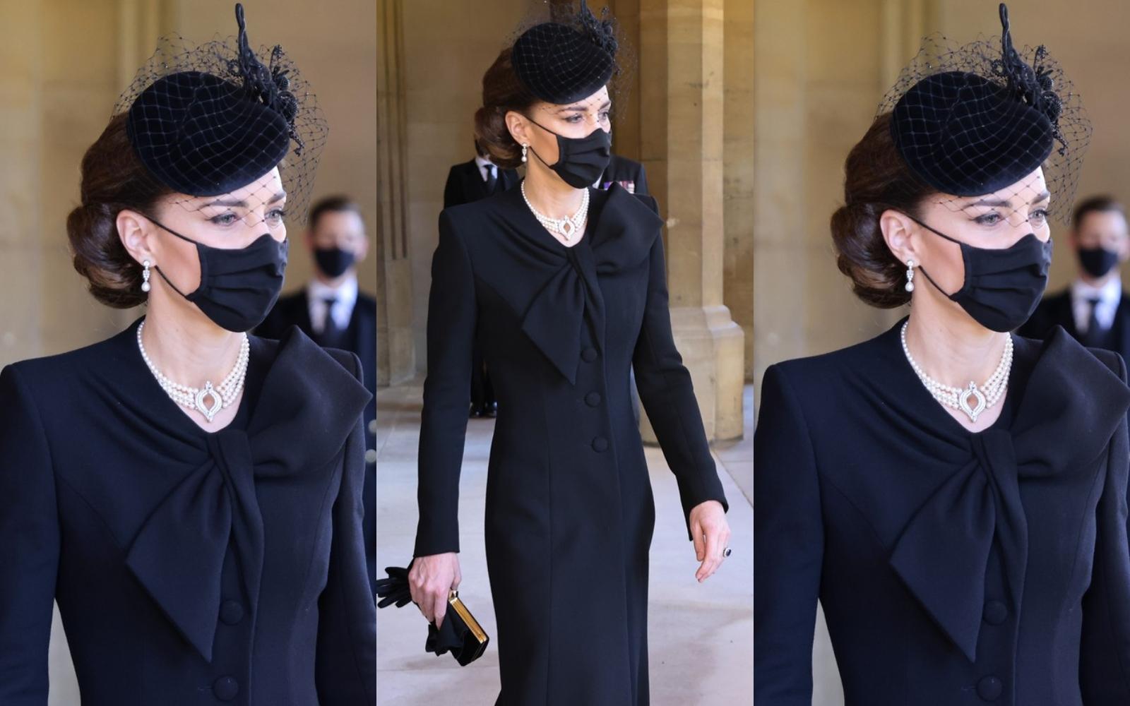 Lecție de stil. Ce au purtat femeile din Familia Regală la funeraliile Prințului Philip