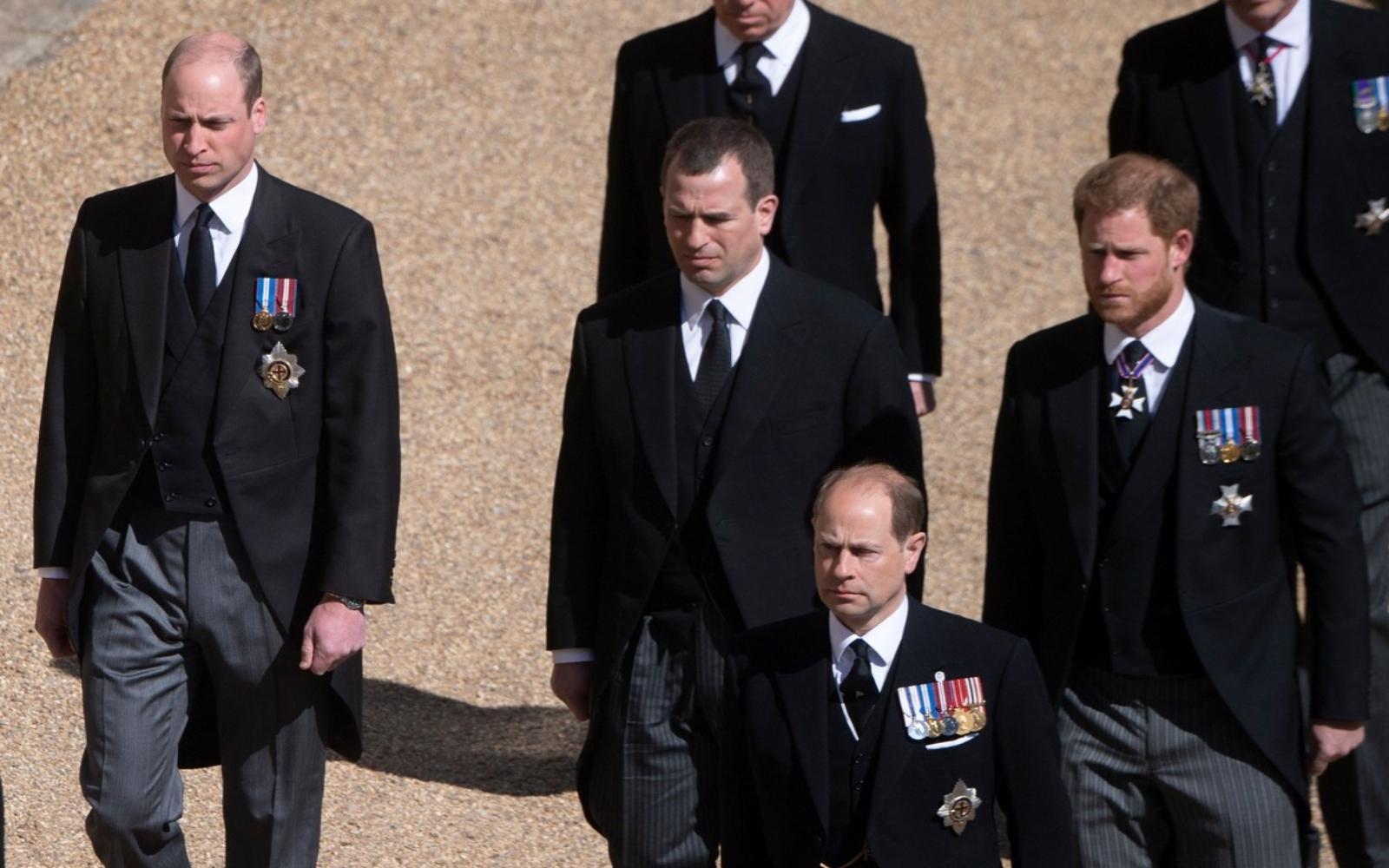 Prințul William și Prințul Harry din nou împreună