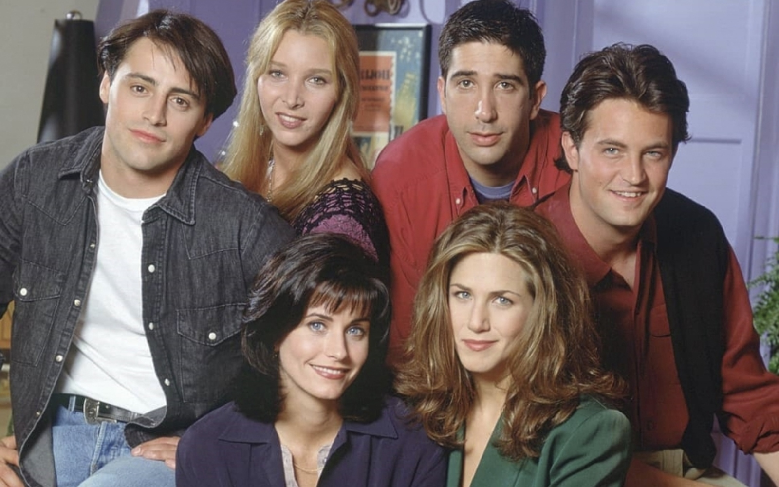 """Primele imagini de la reuniunea """"Friends"""". Cand va fi difuzat episodul"""