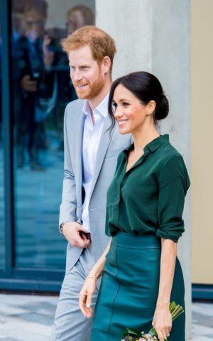 Prințul Harry și Meghan Markle au încetat disputele cu Casa Regală? Gestul uimitor făcut chiar de Regina Elisabeta