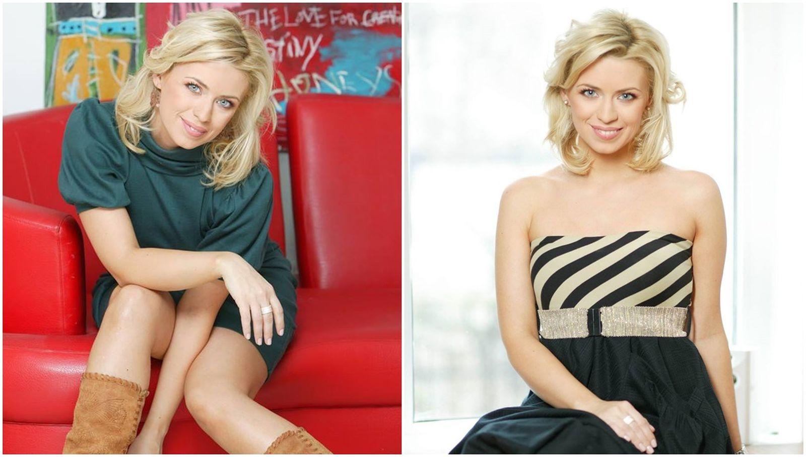 Cum arată astăzi Andreea Liptak, fosta prezentatoare de la PRO TV. Frumoasa blondină a devenit milionară în dolari