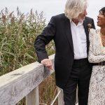 """Cine este noua soție a lui Roger Waters. Starul de la """"Pink Floyd"""" s-a căsătorit a cincea oară la 78 de ani"""