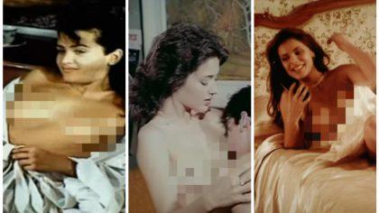 Actriţele românce care s-au dezbrăcat COMPLET în filme. Ce imagini erotice!