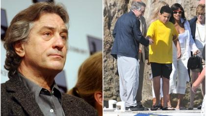 DRAMA lui De Niro: are un fiu cu AUTISM, din cauza unui VACCIN
