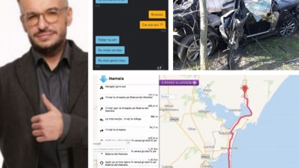 """Răzvan Ciobanu se ducea să facă SEX! Traseul MORŢII, refăcut: """"E aproape, fac treaba şi m-am întors"""""""