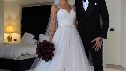 Primele fotografii de la nunta Adelinei Pestrițu! Iată ce s-a întâmplat la fericitul eveniment