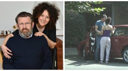 """Adrian Titieni, primele declaraţii despre relaţia fostei soţii cu Alexandru Papadopol: """"Suntem divorţaţi!"""""""