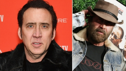 Nicolas Cage a ajuns de nerecunoscut! Schimbare radicală de look: s-a îngrăşat, are părul lung şi barbă