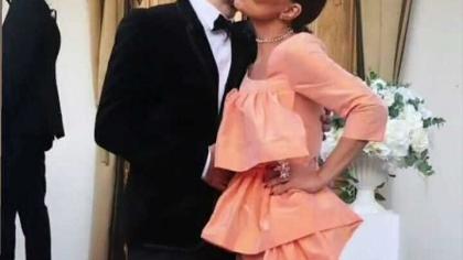 Andreea Antonescu a furat toate privirile la nunta Andreei Bălan! Iată cât de sexy a fost