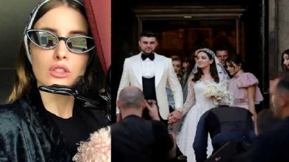 Teodora, fiica lui Gigi Becali, n-a scăpat de comentariile Iuliei Albu! Ce a spus despre rochiile ei de mireasă