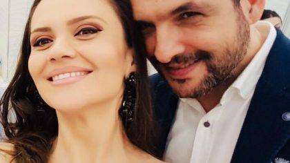 Cristina Șișcanu, soția lui Mădălin Ionescu, mamă la 26 de ani. Petra nu e primul ei copil