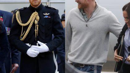 Ba prinț, ba bărbat de casă. Harry e de nerecunoscut în jeanşi şi şapcă la cumpărături