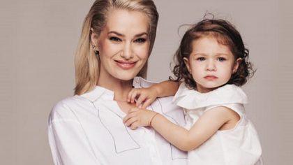 """Feli, mesaj emoționant pentru fiica sa. Nora Luna a împlinit doi ani: """"Ești bucuria vieții mele!"""""""